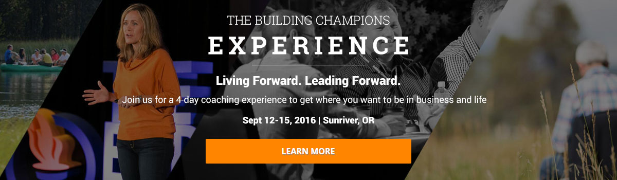 The Building Champions Experience